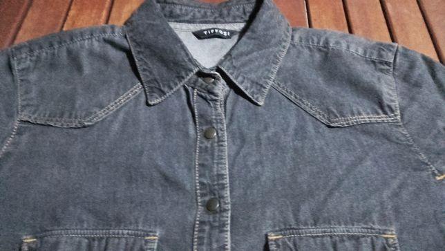Camisas/Camisolas Marcas: Tifosi--H&M--Yessica