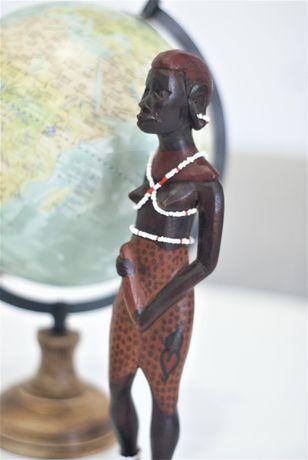 Escultura Madeira Africana