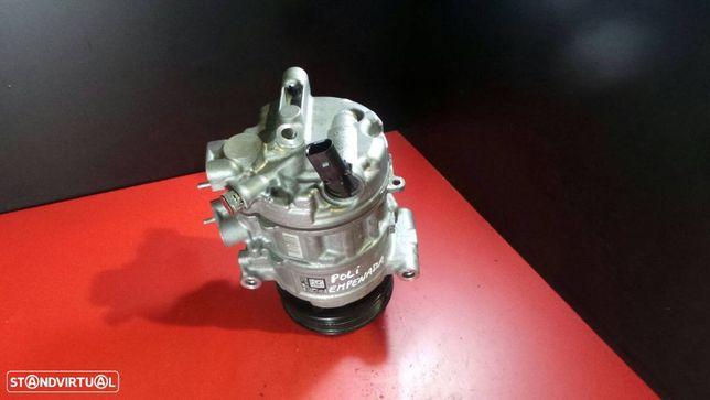Compressor Do Ar Condicionado Volkswagen Golf Vii Variant (Ba5, Bv5)