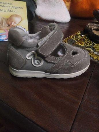 Дитяче взуття з супінатором 19 розмір