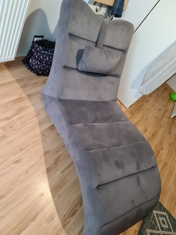 Fotel szezlong niezniszczony