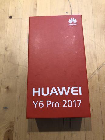 Vendo huawey y6 pro 2017