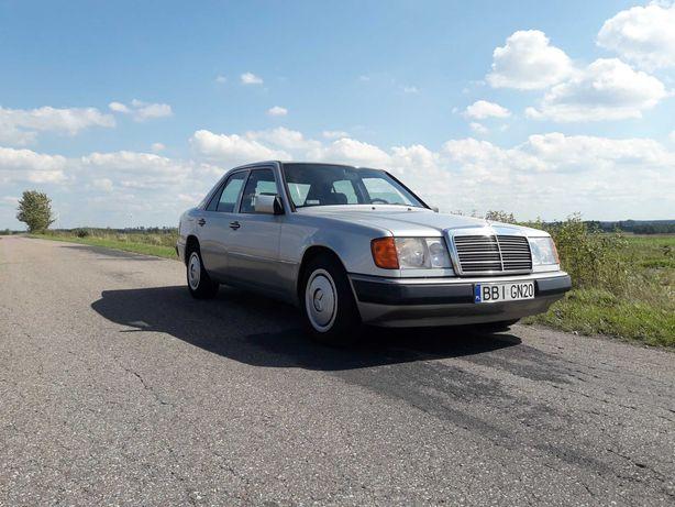 Mercedes w124 260E doskonała bazą na klasyka 1992 rok