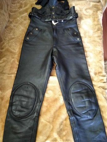Skórzane spodnie motocyklowe Hein Gericke