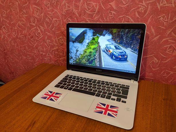 Потужний ноутбук Sony/Intel Core i5/Nvidia GeForce GT/8GB RAM/