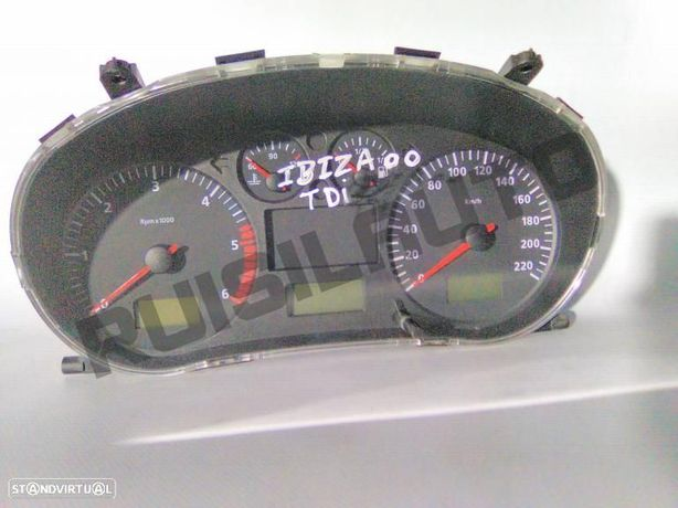 Quadrante W06k092_0830c Seat Ibiza Ii (6k) 1.9 Tdi [1993_2002]
