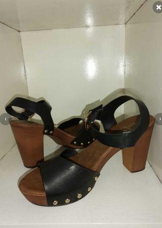 Buty sandałki chodaki rozmiar 38