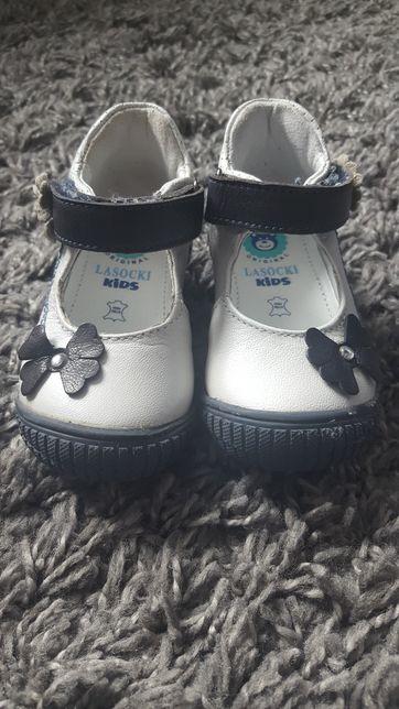 Buciki,sandały skórzane nowe