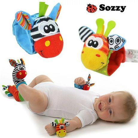 Іграшки для найменших.