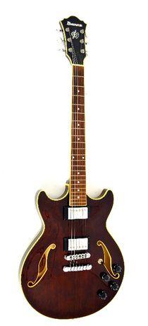 Ibanez Artcore Series AM73-TBR Gitara Elektryczna