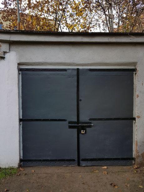 Garaż murowany - LEGNICA