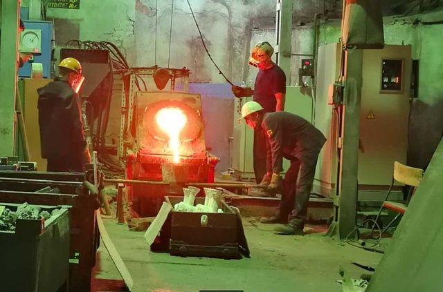 продам литейный завод работающий