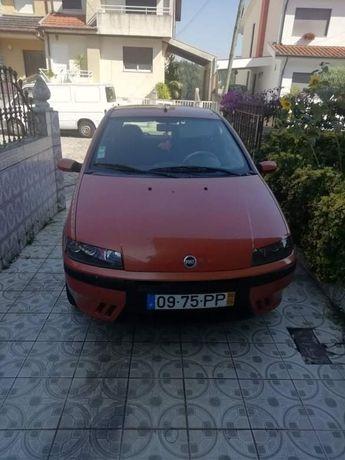 Vendo carro Fiat punto
