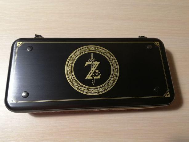 Hori Alumi Case Zelda Edition для Nintendo Switch