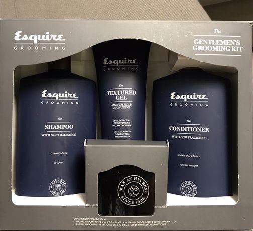 Chi The Gentlemen's Esquire Grooming Kit - Подарочный набор для мужчин