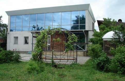 Современный дом в стиле хайтек, Киевское шоссе