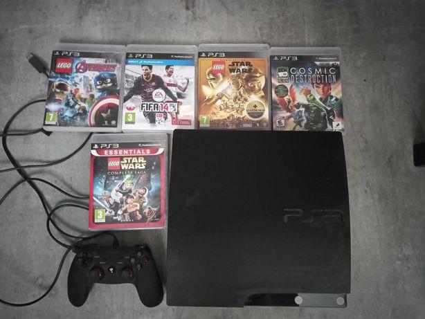 PS3 z 5 grami dla początkującego gracza