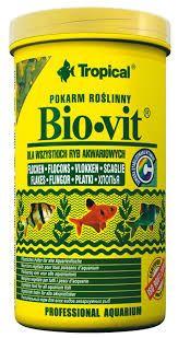 Tropical bio-vit pokarm dla ryb AQUALIFE sklep zoologiczny