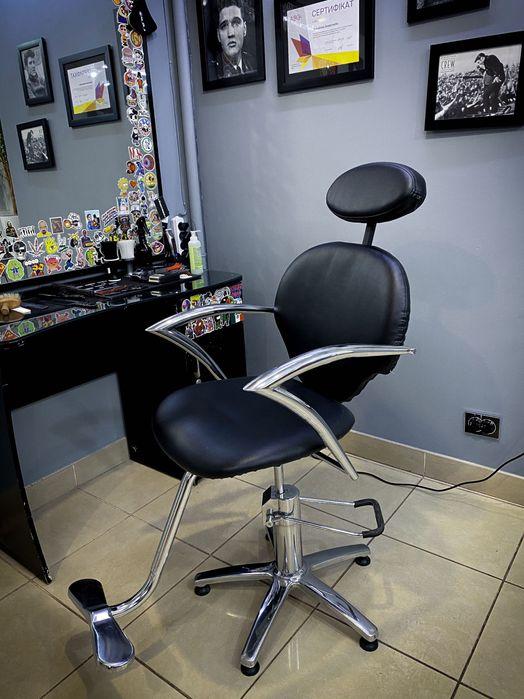 Кресло для парикмахера Николаев - изображение 1