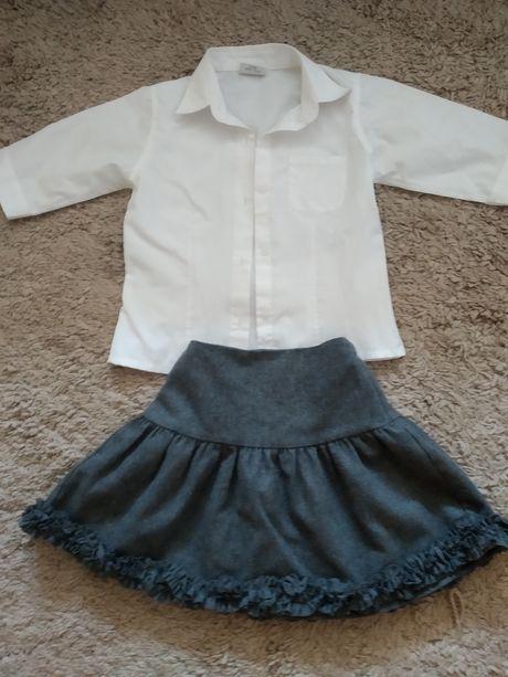 Школьная форма,юбка 1-2 класс