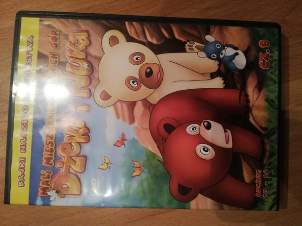 Bajki DVD dla dzieci