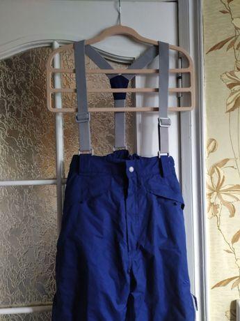 Новые детские лыжные штаны Trespass 9-10 лет, рост 134-140 см.