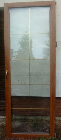 Okno tarasowe 230/90 z futryną