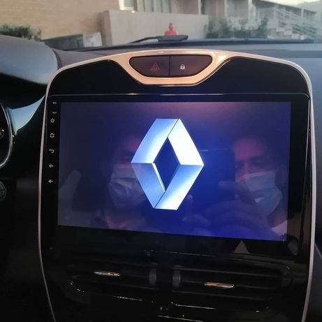 Consola tatil gps Android 10 RENAULT CLIO 4