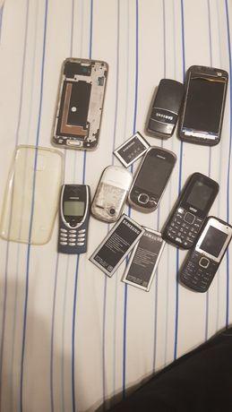 Telemoveis e carregadores