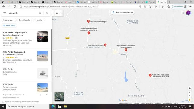 Quinta do Lago Almancil 2 terrenos 8300 m2 cada