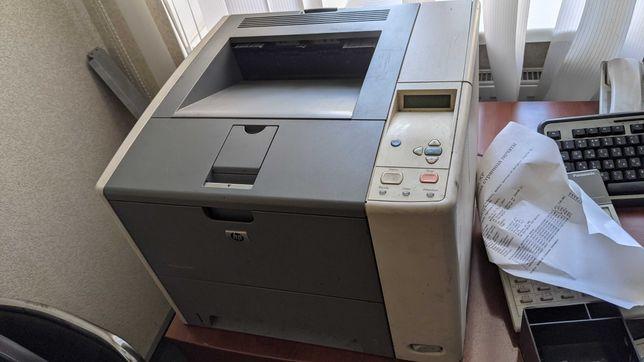 HP LaserJet P3005 лазерный принтер