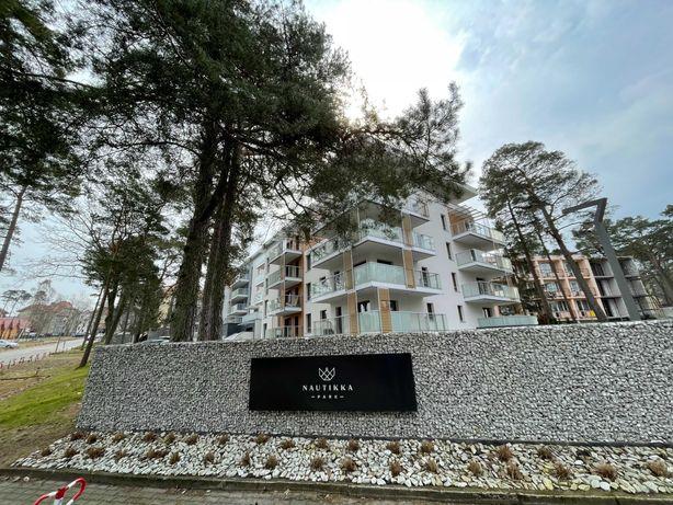 Apartament wakacyjny w Krynicy Morskiej ( w kompleksie Nautikka )