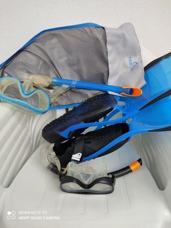 Kit snorkling tribord