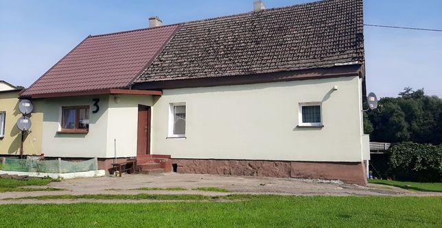 Mieszkanie w budynku dwurodzinnym