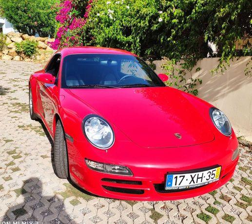 Vendo Porshe 911 Carrera 4S