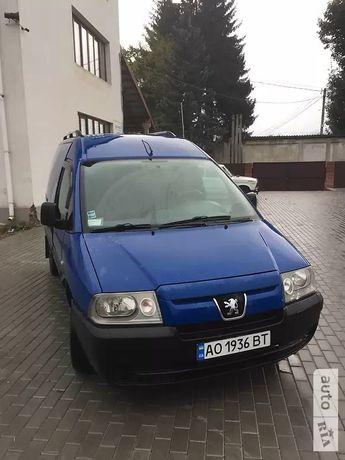 Пежо Експерт 2006 1.9 Scudo Fiat