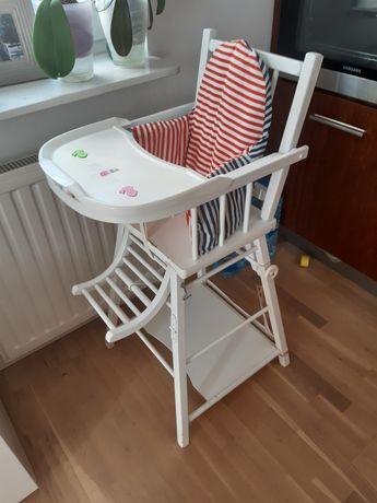 Krzesełko do karmienia drewniane ZARA Home