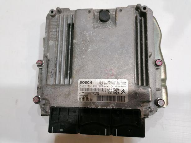 Centralina do motor Peugeot 4007 /2.2 HDI