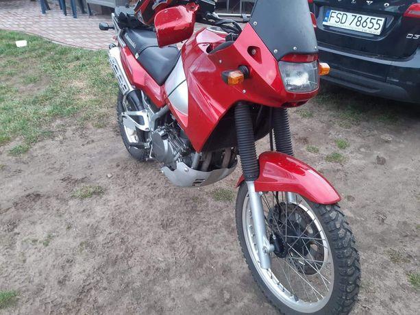 Kawasaki kle500 sprzedam lub zamienię