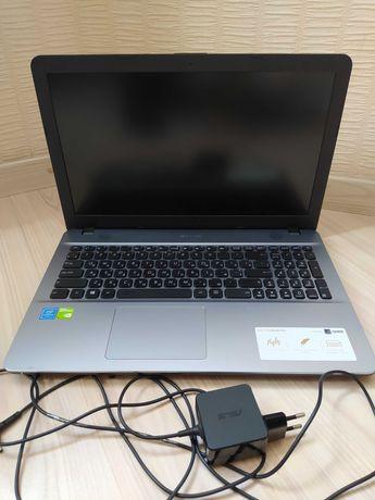 Ноутбук ASUS X541NC (15.6 Full HD, 4-х ядерный, HDD 1Тб)