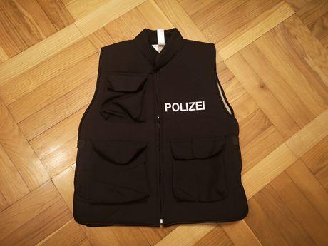 Kamizelka policyjna policjant policja roz.140 cm