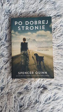 Książka Po dobrej stronie Spencer Quinn