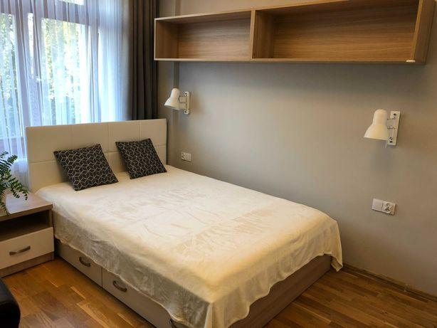 Łóżko do sypialni podwójne 160x200, lakierowane robione na zamówienie