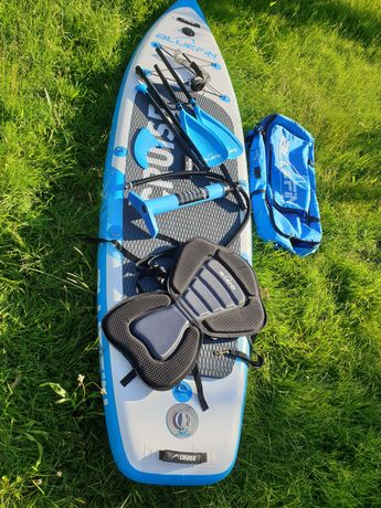 Nadmuchiwana deska SUP BLUEFIN Cruise Stand Up Paddle / Kajak