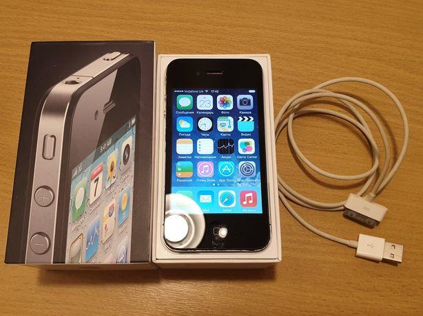 • iPhone 4 (3g)(16gb black)(a1332)