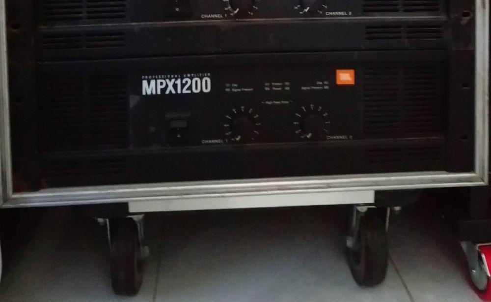 amplificador profissional