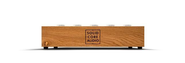 Listwa zasilająca Solid Core Audio Purist