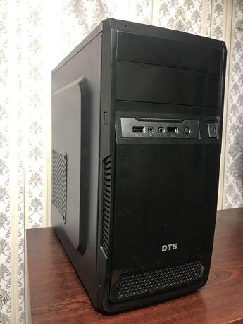 Игровой компьютер на i5 \ RX 560 4Gb\ 8Gb озу \ SSD 120 Gb\ HDD 320