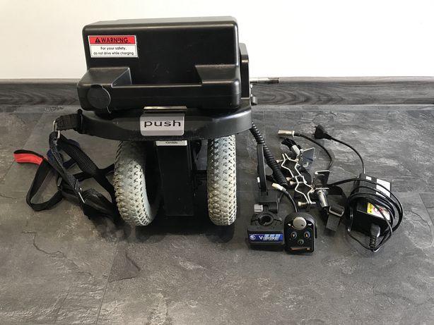 Asystent opiekuna V-DRIVE HD VERMEIREN napęd  do wózka inwalidzkiego