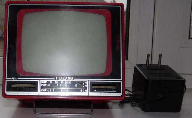 Телевизор машинный мини